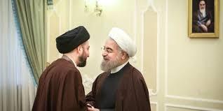 الحكيم لروحاني :فوزكم هو نصراً للعراق ولإيران!