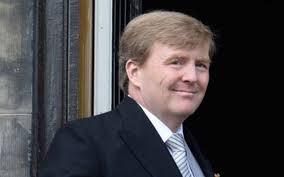ملك هولندا يكشف وظيفته السرية