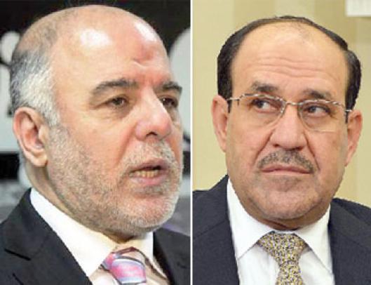 """ائتلاف المالكي:حكومة العبادي """"الضعيفة""""فتحت أبواب العراق أمام المشاريع الإقليمية!"""
