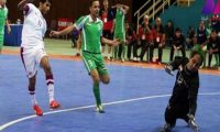 العراق يفوز ببطولة آسيا للشباب لكرة الصالات