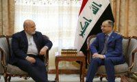 الجبوري لمسجدي: العراق بلا إيران لاطعم له!!