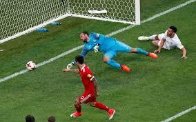 روسيا تهزم نيوزيلندا 2-صفر