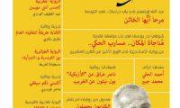 صدور العدد الأوّل من مجلة «رواية»