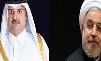 روحاني وآل ثاني يرفضان مطالب دول المقاطعة