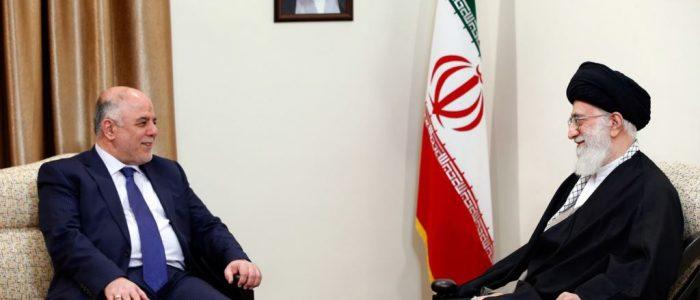 """الديمقراطي الكردستاني:زيارة العبادي لإيران """"خوفاً"""""""