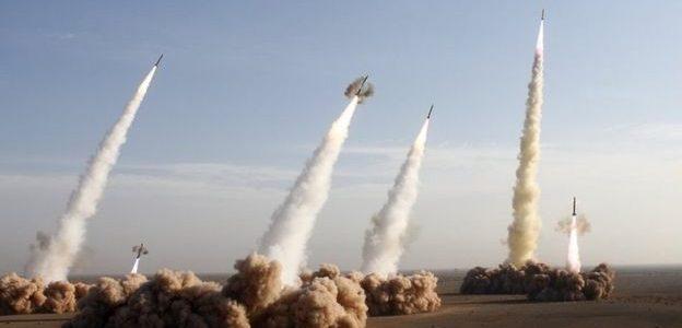 """""""شريف"""":إطلاق صواريخ إيرانية عبر الاجواء العراقية لتدمير أهدفاً في دير الزور السورية"""