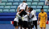 فوز المنتخب الألماني على نظيره الاسترالي