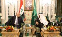 على اي توقيت افطر الوفد العراقي مع الملك السعودي