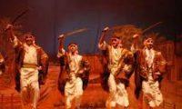 الفرقة الوطنية للفنون الشعبية والاستعداد ليوم النصر