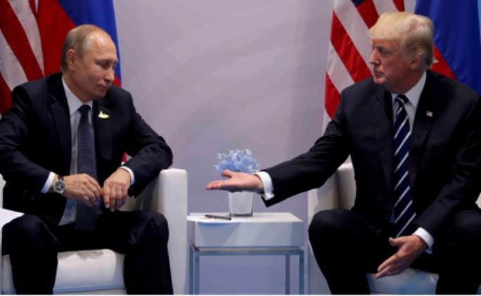 ترامب: التوافق مع موسكو قرار ايجابي
