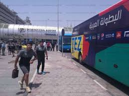 القاهرة ..فريق النفط العراقي يشارك في البطولة العربية للأندية