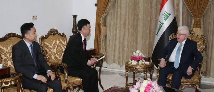 الصين تقدم 80 مليون يوان صيني إلى العراق