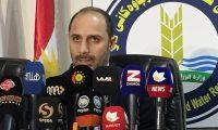 مجيد:تخصيص 6 ملايين و640 الف دولار لمشاريع مائية في كردستان