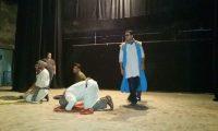 """مسرحية """"ذئب يوسف"""" في بغداد"""
