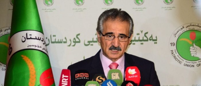بختيار:إيران ستتخذ إجراءات ضد كردستان في حال تنفيذ الاستفتاء