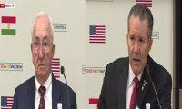 مؤتمر أمريكي: 60% من العراق تحت السيطرة الإيرانية وندعم دولة كردستان
