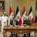 """اتفاقية التعاون العسكري والدفاع المشترك بين العراق وإيران..اتفاقية """"التكبيل"""""""