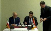 إيران تقطع المياه عن العراق والعراق يبرم صفقات اقتصادية معها!!