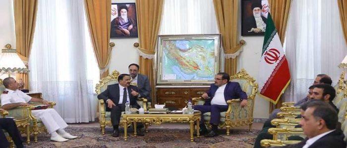 """شمخاني للحيالي:الدفاع المشترك بين العراق وإيران سيدعم """"السلام في المنطقة""""!"""