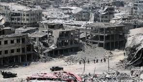 مجلس نينوى:80% نسبة الدمار في الموصل