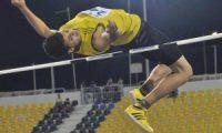 العراق يحصل على الميدالية الذهبية في البطولة العربية لألعاب القوى