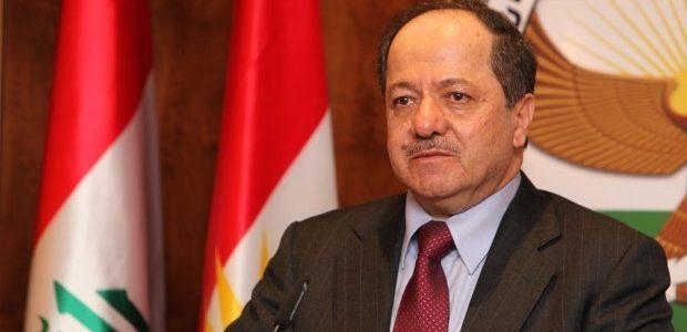 البرزاني:لن أرشح لرئاسة الإقليم ولاتراجع عن الاستفتاء