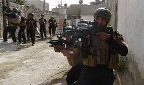 قوات مكافحة الإرهاب تقتحم مركز قضاء تلعفر