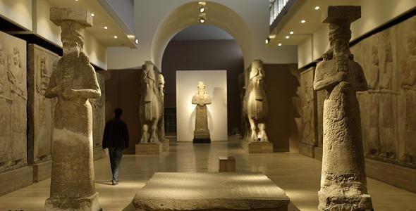 افتتاح المتحف العراقي طيلة أيام الأسبوع عدا الجمعة