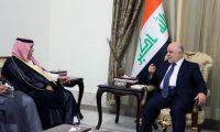 السعودية تؤكد على تعزيز أواصر الإخوة مع العراق والشراكة الاقتصادية