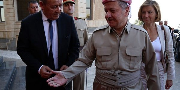 احدث اخبار العراق 2017_فرنسا تدعو