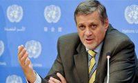 كوبيتش:الاستفتاء غير شرعي والأمم المتحدة تدعو للحوار بين بغداد وأربيل