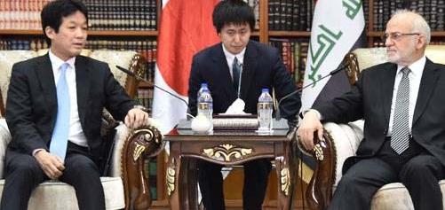 احدث اخبار العراق 2017_اليابان تؤكد