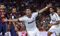 فوز ريال مدريد في كأس السوبر الاسبانية لكرة القدم