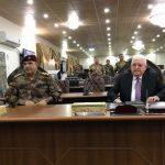 معصوم يهنئ مكافحة الإرهاب على تحرير الموصل