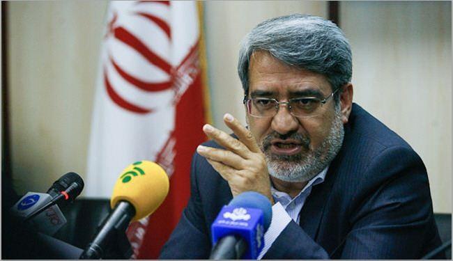 """وزير الداخلية الإيراني يزور بغداد """"لتأمين استعدادات الزيارة الأربعينية""""!"""