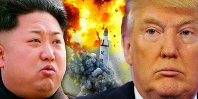كوريا الشمالية تهدد الولايات المتحدة
