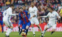 ريال مدريد يقترب من غريمه التاريخي برشلونة