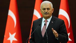 يلدريم:لن نسمح بإنشاء دولة كردية قرب حدودنا