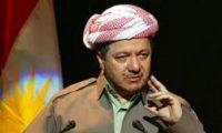 البرزاني:سنضحي من أجل استقلال كردستان