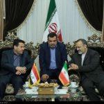 الاعرجي:العراق وإيران جسدان في روح واحدة