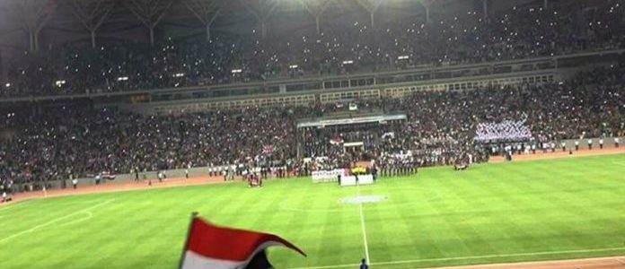 فوز نجوم العالم على نجوم الكرة العراقية