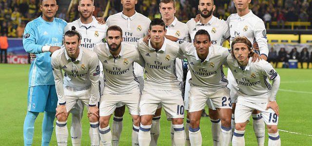 ريال مدريد الأفضل احترافاً