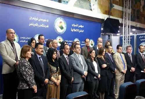 مصدر برلماني:معظم النواب الكُرد غادوا بغداد