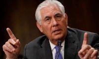 تيلرسون:كل الخيارات مفتوحة لحل أزمة كوريا الشمالية