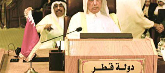 قطر:إيران دولة شريفة!!
