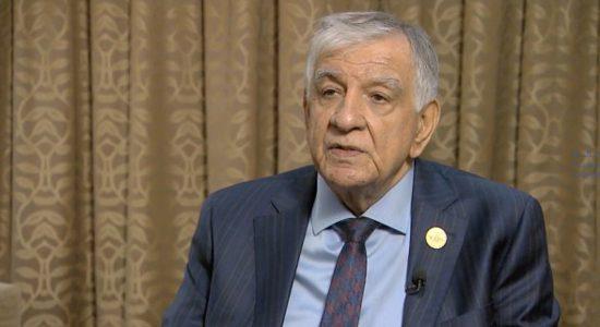 وزير النفط:نسعى لتسوية الملف النفطي مع كردستان