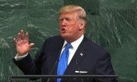 ترامب:الاتفاق النووي مع إيران هو الأسوأ في تاريخ الولايات المتحدة