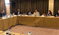 رابطة المصارف تبحث مع صندوق النقد الدولي تحديات الاقتصاد العراقي