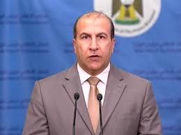 """الحديثي:الموقف الحكومي """"حازم"""" تجاه الاستفتاء"""