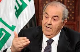 """علاوي:لا مستقبل للعراق تحت قيادة """"مافيات شرعية"""""""